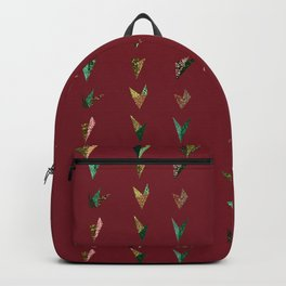 Origami A (red) Backpack