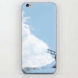 The Cloud Collector iPhone Skin