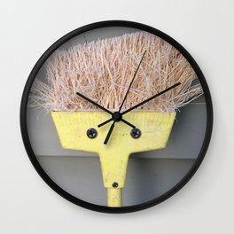 Having a bad hair day? Wall Clock