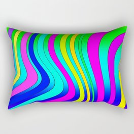 Weird Rectangular Pillow