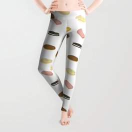 biscui - biscuit pattern Leggings