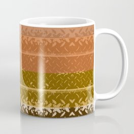 Desert Plateau Tread Plate Coffee Mug