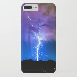 Monsoon Trippin iPhone Case