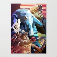 SW#21 Canvas Print