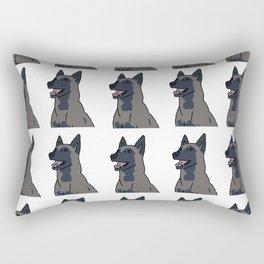 DOGS 1 Rectangular Pillow