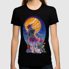 Sailor Jupiter Fashion Planet T-shirt