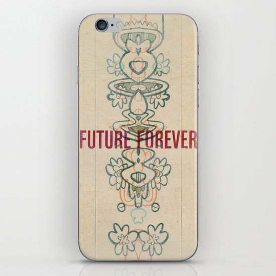 Future Forever iPhone Skin
