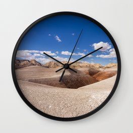 San Rafael Swell Wall Clock