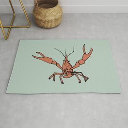 Mr. Crawfish Rug