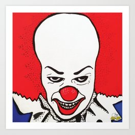 It | Pop Art Art Print