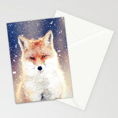 Cute wolf Stationery Cards