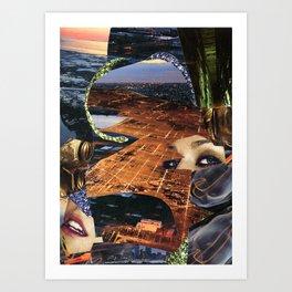 Aurora Humanalis Art Print