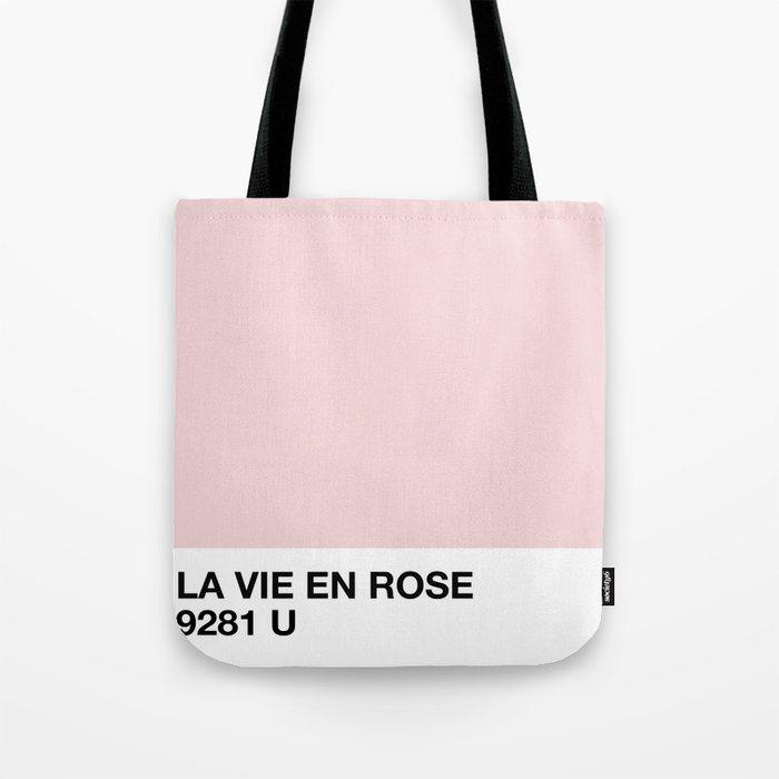 la vie en rose Umhängetasche