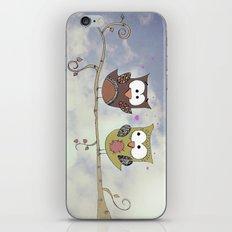 Love Owlways iPhone & iPod Skin