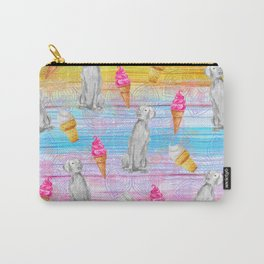 ICE CREAM WEIM Carry-All Pouch