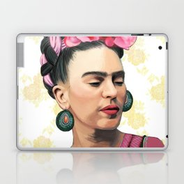 Pink Frida Laptop & iPad Skin