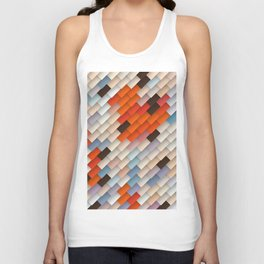 scales & shadows Unisex Tank Top