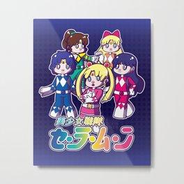 Bishoujo Sentai Sailor Moon Metal Print