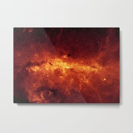 Milky Way (infared) Metal Print