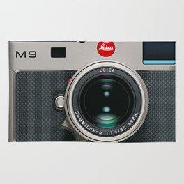 Leica Camera M9 Silver Rug