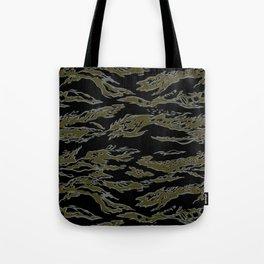 Tiger Camo Tote Bag