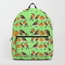 Four Robins Backpack