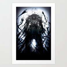 Soul Bound Art Print