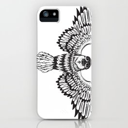 It's Time to Fly High! iPhone Case