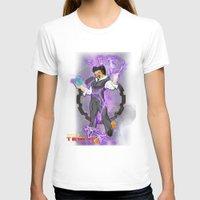 dbz T-shirts featuring DBZ Tesla by Hushy
