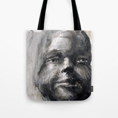 Johnny Mannequin Tote Bag