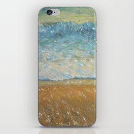 Ocean day iPhone Skin