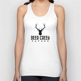 Deer Creek Tavern Unisex Tank Top
