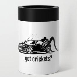 Got Crickets? ~Black~ Can Cooler