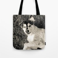 georgia Tote Bags featuring Georgia by Sydney S Photography