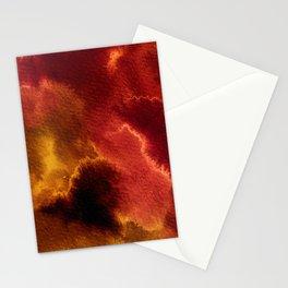 Broken Sky Stationery Cards