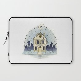 House In The City Laptop Sleeve