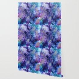 Watercolor Ink Abstract Wallpaper