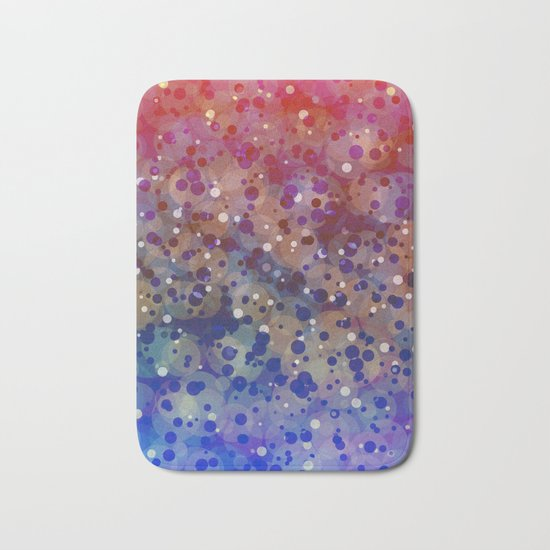 Supernova 4 Bath Mat