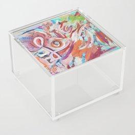 Love Grafitti Acrylic Box