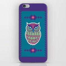 Indie Owl iPhone & iPod Skin