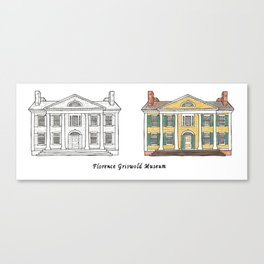 Florence Griswold Museum Canvas Print