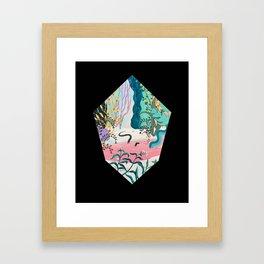 Portal View II Framed Art Print