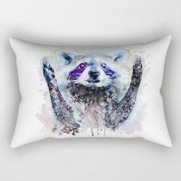 Cute Beggar Rectangular Pillow