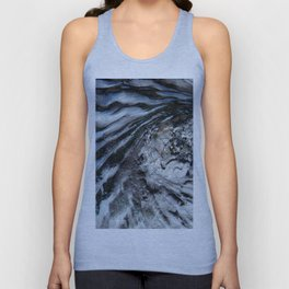 Abstract Of The Sea Unisex Tank Top