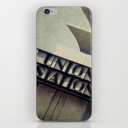 Union Station iPhone Skin