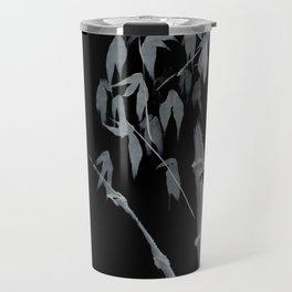 Bamboo negative Travel Mug