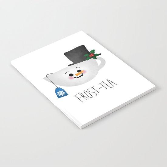 Frost-tea Notebook