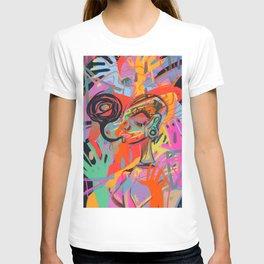 My Mind Chokes Me T-shirt