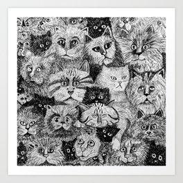 THE CATALYST Art Print
