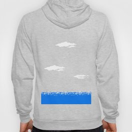 OCEAN CLOUDS Hoody